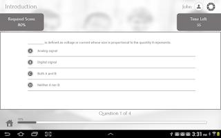 Screenshot of Learn Digital Electronics