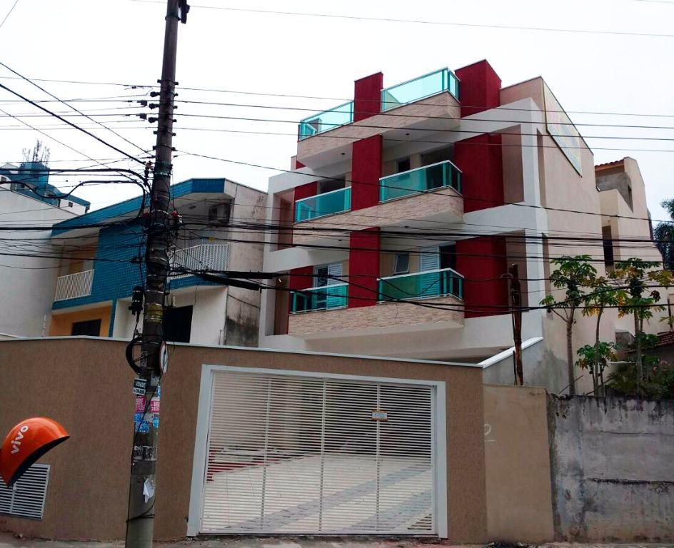 Cobertura Vila Valparaíso Santo André