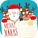Christmas Invitations Maker Icon