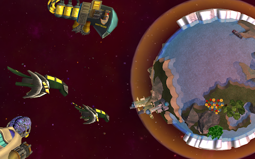 Space Roach apk screenshot
