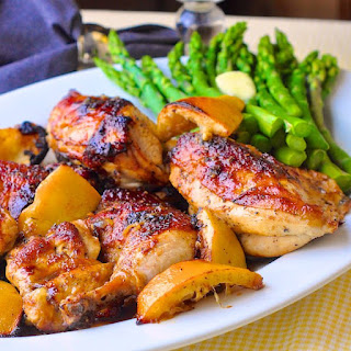 Broiled Lemon Chicken Recipes