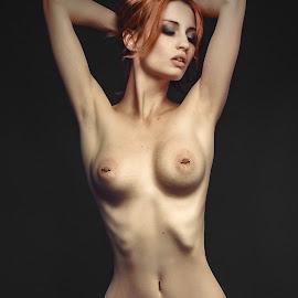 Sensual by Jon-Eirik Boholm - Nudes & Boudoir Artistic Nude ( nude, naked )