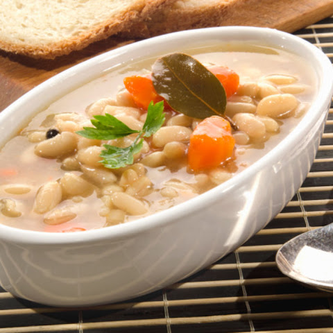 Slow Cooked Bean Soup
