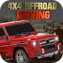 4X4 Offroad Driving icon