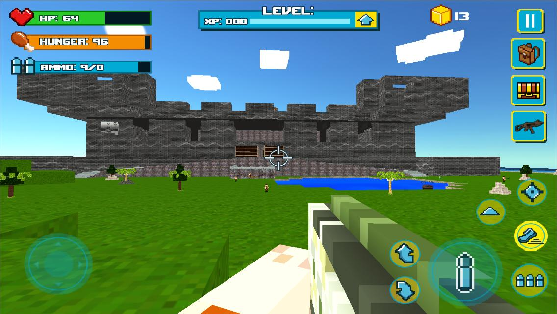 Survival Games Block Island Screenshot 5