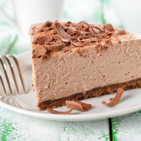 Vegan Chocolate Cheesecake