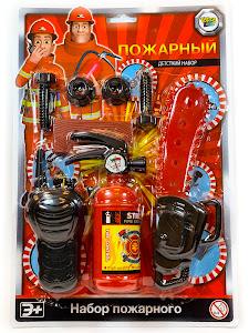 """Игровой набор """"Пожарный"""" комплект №3"""