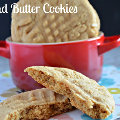 Almond Butter Cookies #TheLeftoversClub