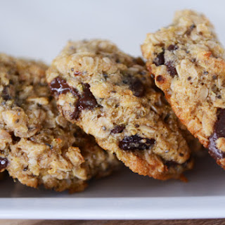 Quinoa Flakes Chocolate Chip Cookies Recipes