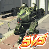 APK App Cheat War Robots for iOS