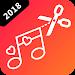 Ringtone Maker : MP3 Cutter Icon