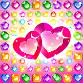 Free Treasure hunters –match-3 gems APK for Windows 8