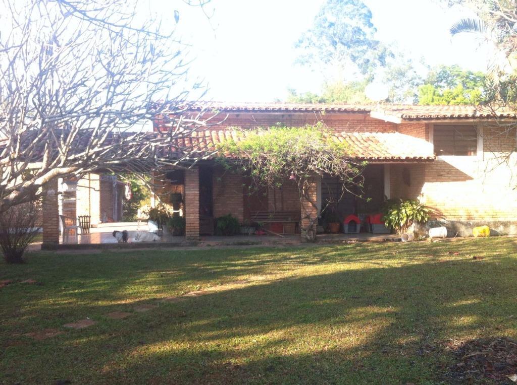 Chácara residencial à venda, Parque Espelho  D Água, Jundiaí - CH0147.