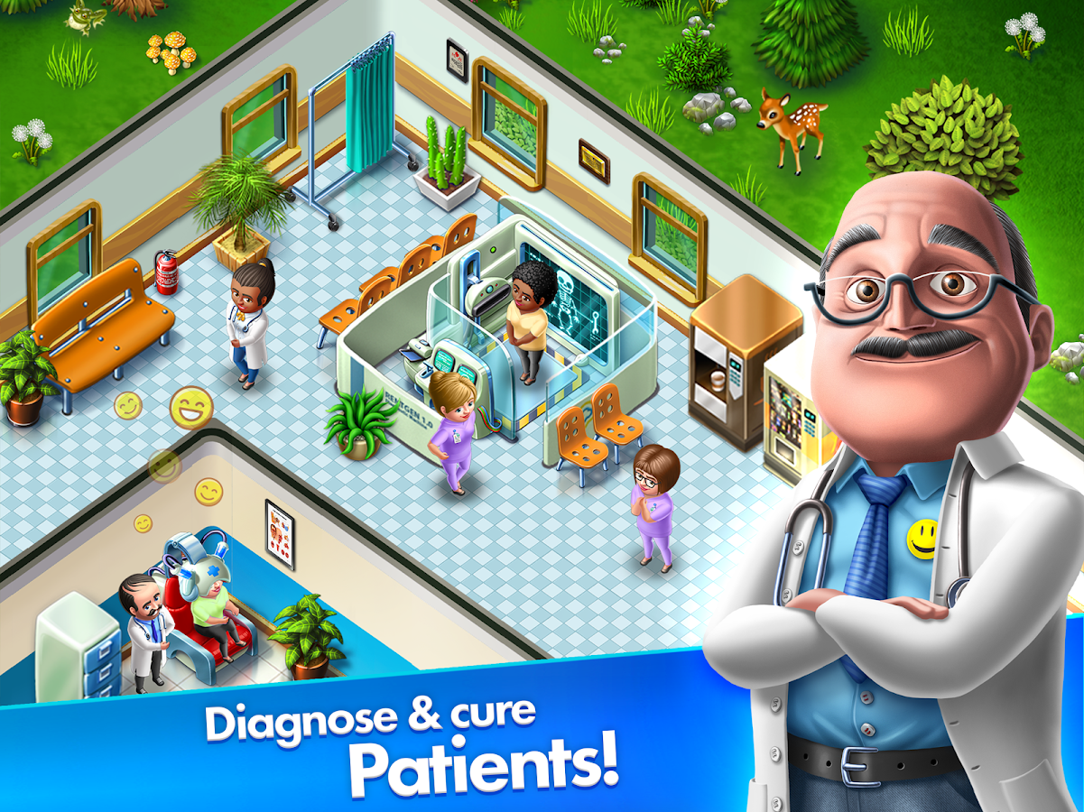 My Hospital: Build and Manage Screenshot 15