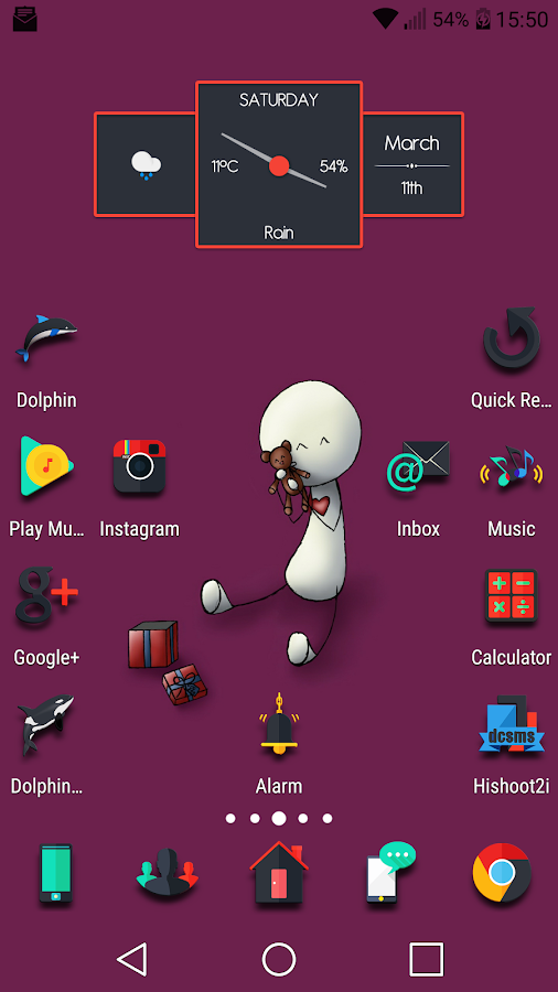 Darko - Icon Pack Screenshot 13
