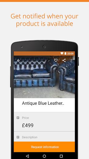 Second hand products - Trovit screenshot 4