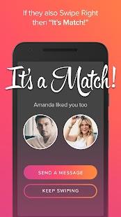 Tinder - match. chat. meet. modern dating