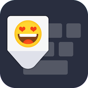 TouchPal Emoji Keyboard-Stock