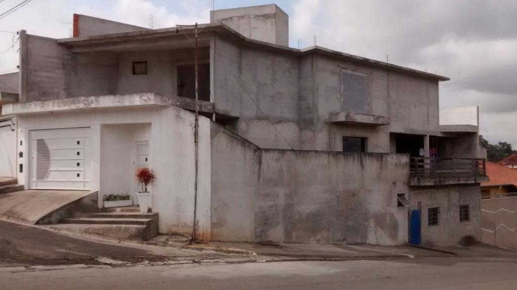 Sobrado de 3 dormitórios à venda em Residencial Colinas Do Aruã, Mogi Das Cruzes - SP