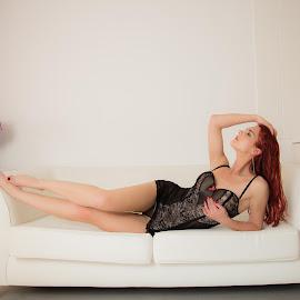 by Phillip Baird - Nudes & Boudoir Boudoir