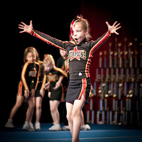 Cheer by Elvis Dorencec - Babies & Children Children Candids ( cheerleading )