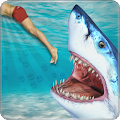 Game Angry Shark Attack Simulator APK for Kindle