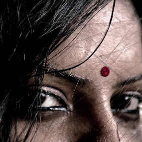 Eyes knows it all... by Anamika Bala - Novices Only Portraits & People