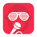 Funny Music Video + Face Mask APK for Bluestacks
