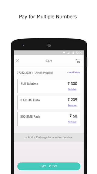 Mobile Recharge App & Plans Screenshot 7