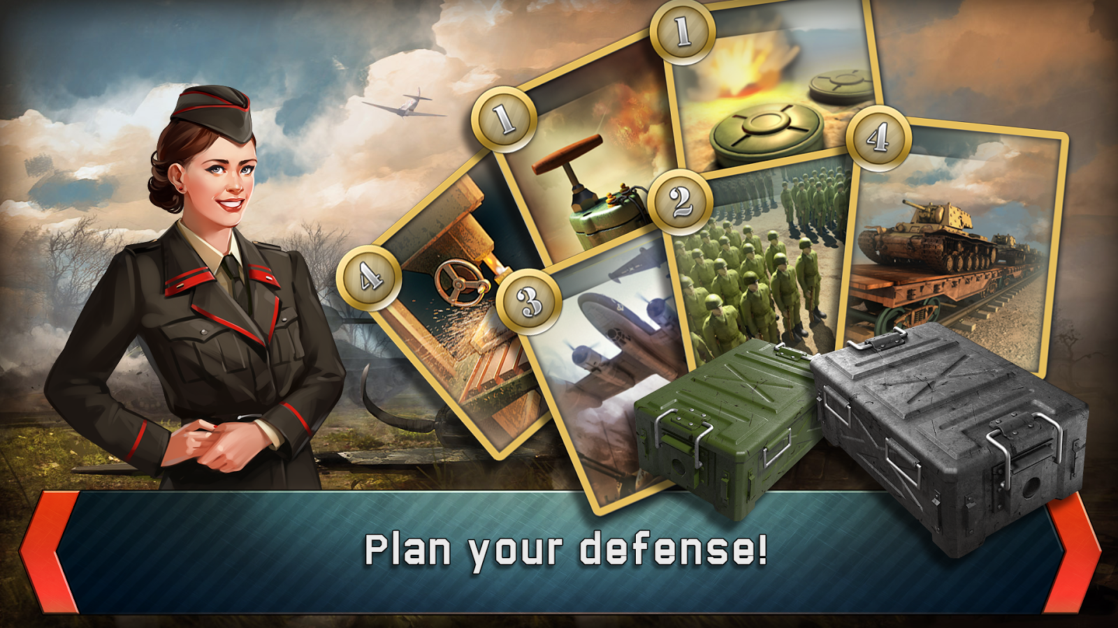 War Conflict Screenshot 8