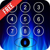 Keypad Lock Screen WatchDog APK for Bluestacks