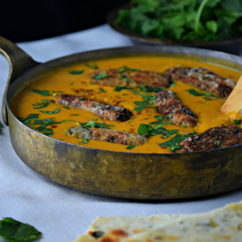 Best Malai Kofta ( Veggie Cheese Balls in Yellow Gravy)