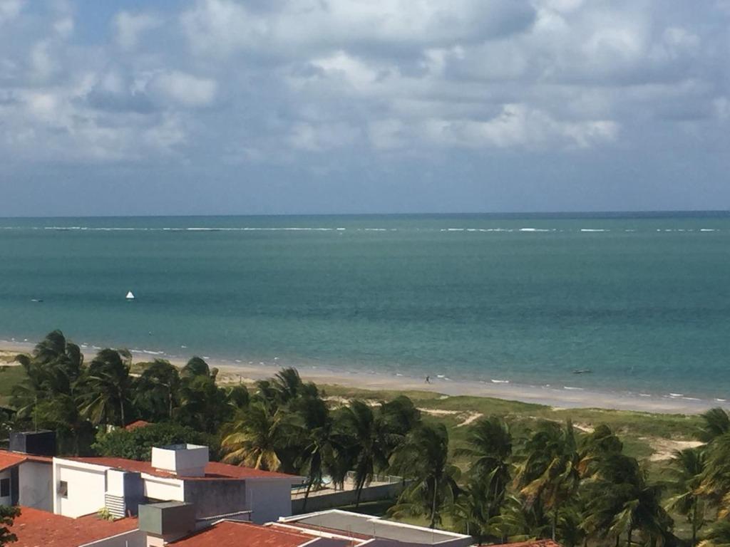 Apartamento com 3 dormitórios à venda, 91 m² por R$ 395.000 - Camboinha - Cabedelo/PB