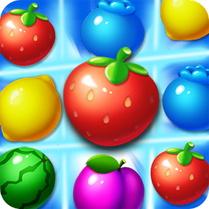 Candy Fruit Mania