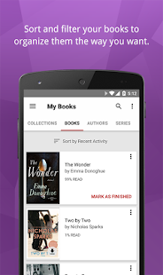 Kobo Books - Reading App- screenshot thumbnail