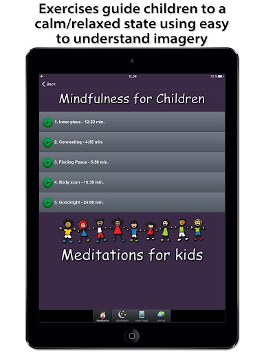 Mindfulness for Children - screenshot