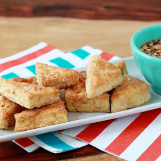 Fried Tofu With Sweet Chili Sauce Recipes
