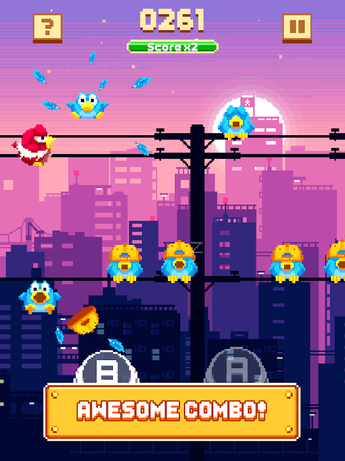 Kooky Bird - Wake Them Up! Screenshot 10