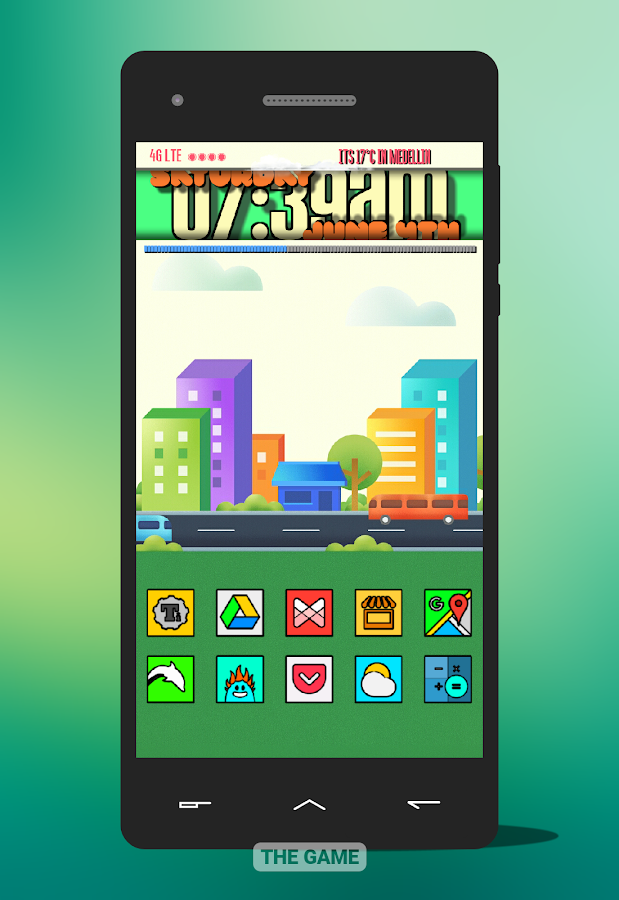 Segno - Icon Pack Screenshot 3