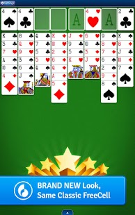 Download FreeCell Solitaire APK for Android Kitkat