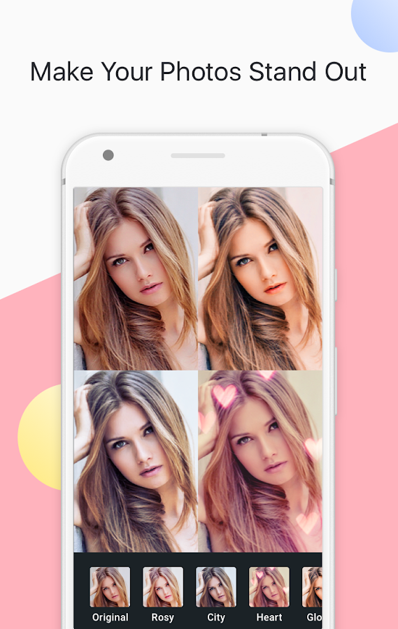 Foto-Raster - Foto-Editor, Video & Foto-Collage android apps download
