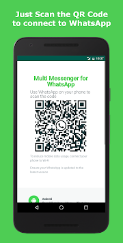 Multi Messenger For WhatsWeb APK screenshot thumbnail 5