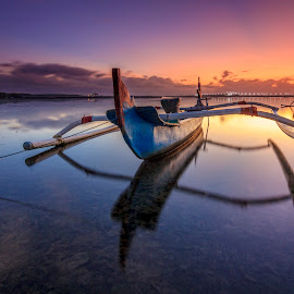 Calmness by Ade Irgha - Transportation Boats