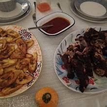 Pre Xmas Jamaican Lunch