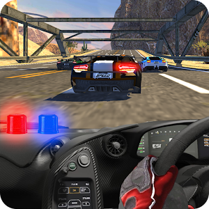 Police Car Chase Smash 3D