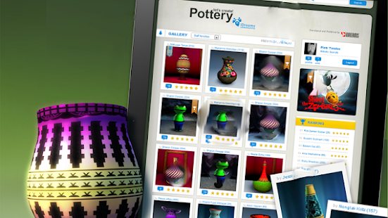 HD Free Let's Create Pottery - screenshot