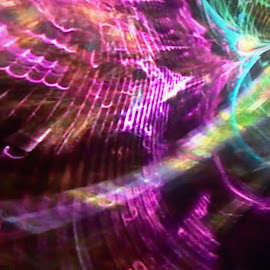 cosmic twist by Josiah Hill-meyer - Abstract Patterns ( abstract, patterns, pattern, colorful, psychedelic, original, fractal )