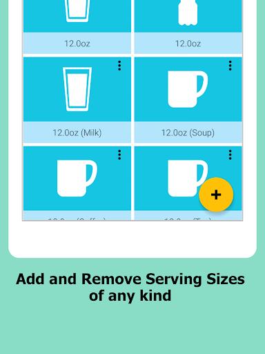 Aqualert:Water Intake Tracker &Reminder Google Fit screenshot 8