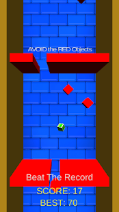 Jumping Cube - screenshot