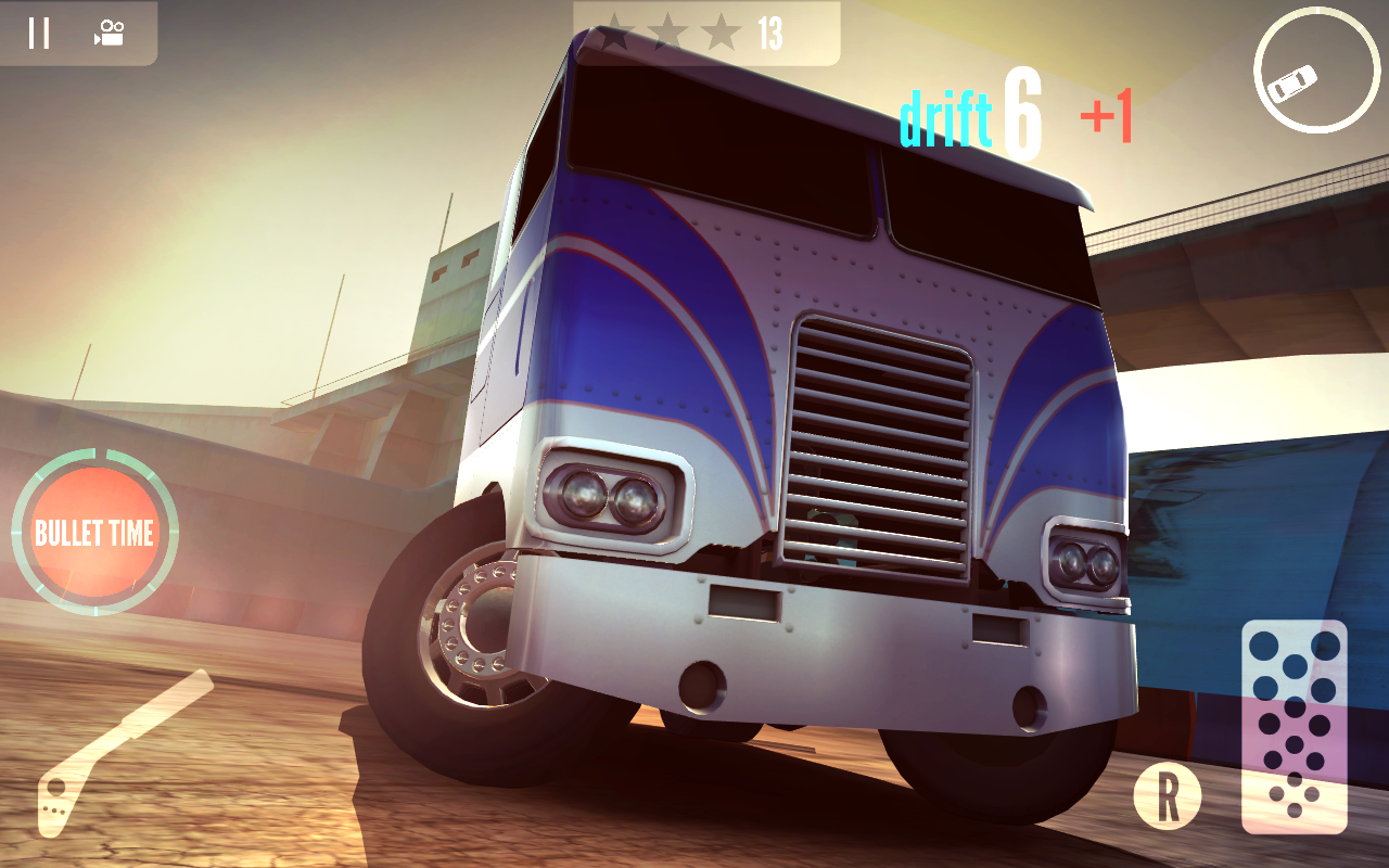 Drift Zone - Truck Simulator Screenshot 4